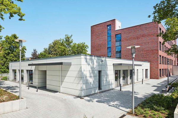 Klinikum Kirchheim/Teck Neubau Psychiatrie