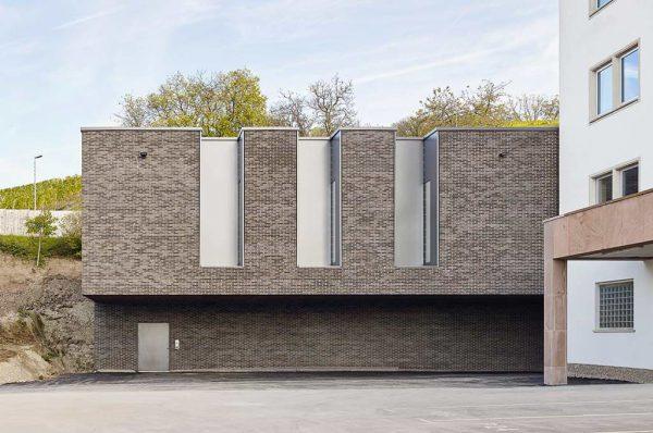 Neubau Fuehrungs-und Lagezentrum Polizeidirektion Stuttgart, Technische Gebäude Ausstattung