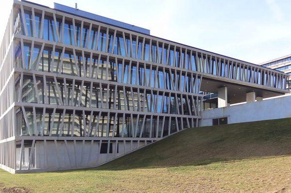 Neubau Interfakultäres Institut für Biochemie