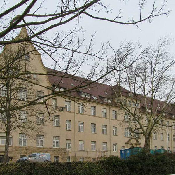 Sanierung Alte Augenklinik Universität Tübingen, Technische Gebäude Ausstattung